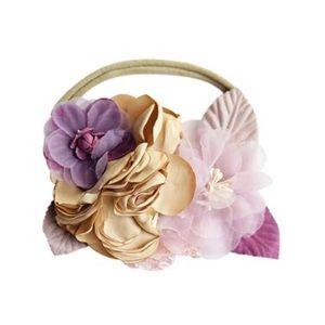 Baileys Blossoms Nylon Headband